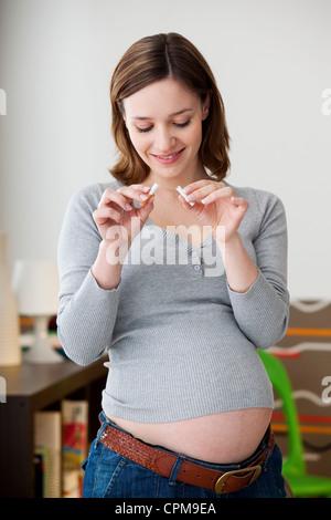 фото беременные раком