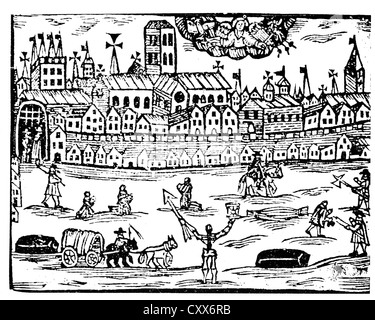 an analysis of the great plague of london Although the great plague in london had long been believed to be bubonic plague caused by yersinia pestis, this was only definitively confirmed by dna analysis in 2016 [19] the recording of deaths [ edit ].